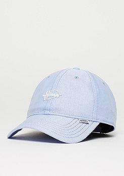 Djinn's Baseball-Cap Script light blue