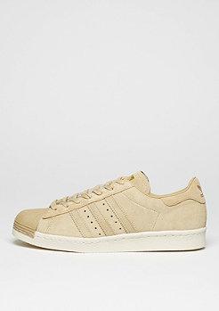 adidas Schuh Superstar 80s linen khaki