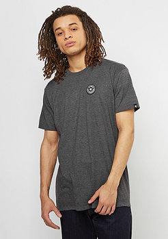 Etnies T-Shirt Core Patch charcoal/heather