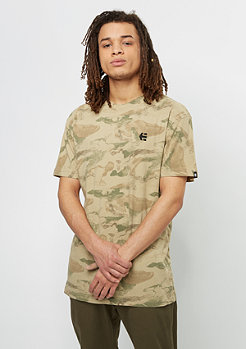 Etnies T-Shirt Flow camo