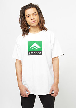 Emerica T-Shirt Combo white