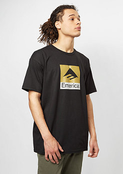 Emerica T-Shirt Combo black/gold