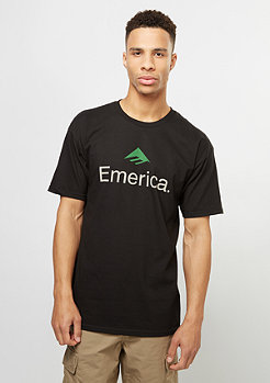 Emerica T-Shirt Skateboard Logo black