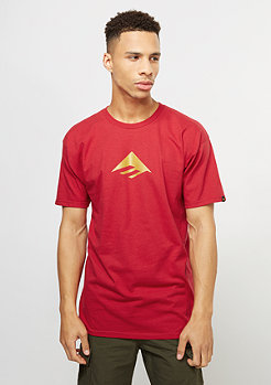 T-Shirt Triangle cardinal