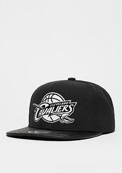 Snapback-Cap Ultimate NBA Cleveland Cavaliers black