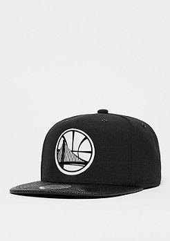 Snapback-Cap Ultimate NBA Golden State Warriors black