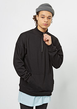 Urban Classics Sweatshirt Troyer black