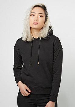 Urban Classics Hooded-Sweatshirt Ladies black