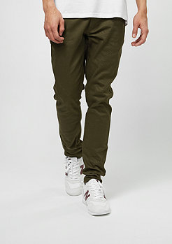 FairPlay Pantalon chino Twill Pant 03 olive