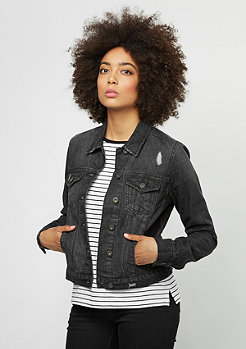 Urban Classics Denim Jacket black