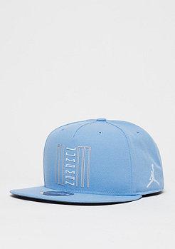 JORDAN Snapback-Cap Air Jordan 11 university blue/white