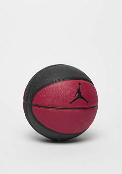 JORDAN Basketball Mini (Size 3) gym red/black/black