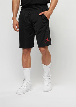 JORDAN Sport-Short 23 Tech Dry Knit black/gym red