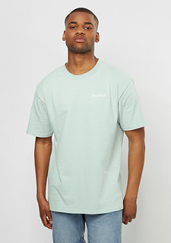 New Black Little Signature Tee	mint