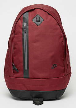 NIKE Rucksack Cheyenne Solid team red/dark grey/black
