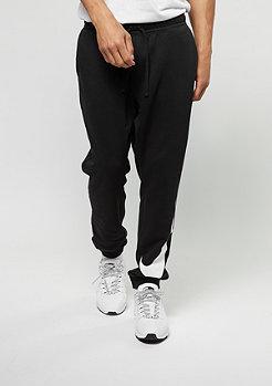 NIKE Trainingshose Fleece Hybrid black/white