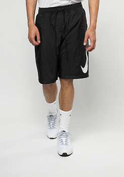 NIKE Sport-Short Woven Hybrid black/white