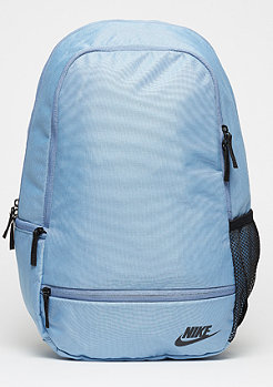 NIKE Rucksack Classic North Solid work blue/black/black