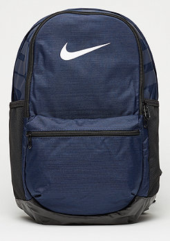 NIKE Rucksack BRSLA midnight navy/black/white