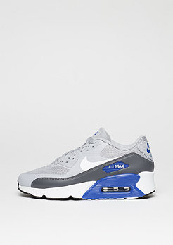 NIKE Schuh Air Max 90 Ultra 2.0 (GS) wolf grey/white/dark grey