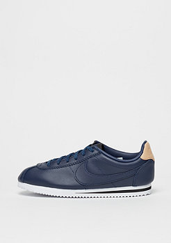 NIKE Schuh Cortez SE (GS) midnight navy/midnight navy/black