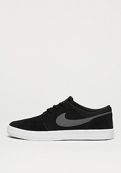 NIKE SB Solarsoft Portmore II black/dark grey/white