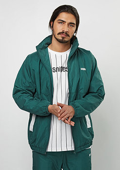 SNIPES Track Jacket jasper/white