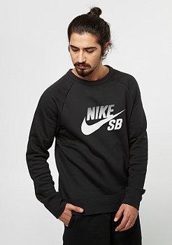 Sweatshirt Icon Fade black/white