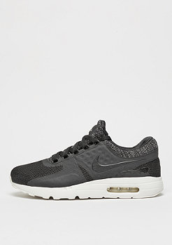 NIKE Schuh Air Max Zero BR black/black/pale grey
