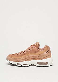 NIKE Schuh Wmns Air Max 95 dusted clay/dusted clay/black