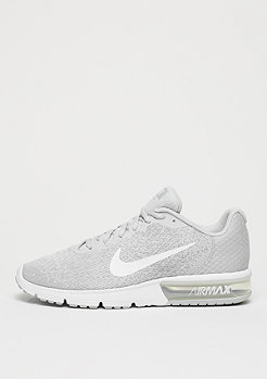 NIKE Air Max Sequent 2 pure platinum/white/wolf grey
