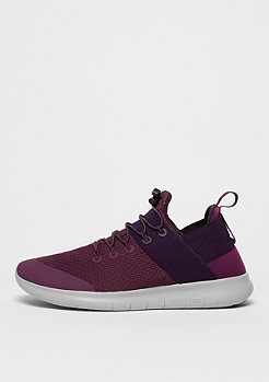 NIKE Schuh Free RN CMTR 2 bordeaux/port wine/white