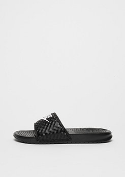 NIKE Wmns Benassi Just Do It black/white
