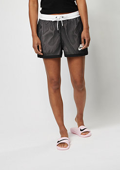 NIKE Short Mesh black/white/white