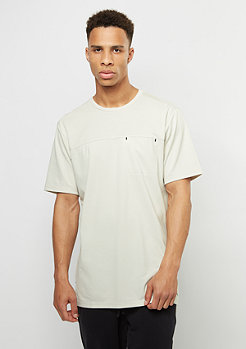 JORDAN T-Shirt 23 Lux Pocket light bone/light bone/black