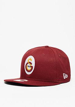 New Era Snapback-Cap 9Fifty Galatasaray Istanbul burgundy
