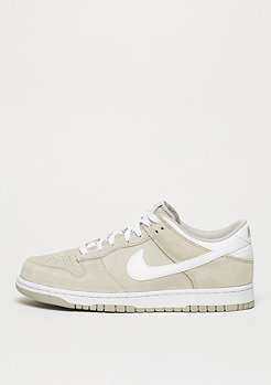 NIKE Dunk Low pale grey/white