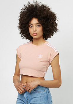 adidas Cropped Top vapour pink