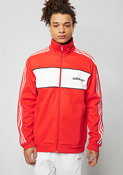 adidas Trainingsjacke Blocktrack core red