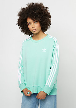 Sweatshirt 3S A-Line easy green