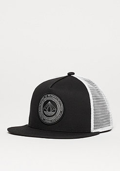 Trucker-Cap FB black/white