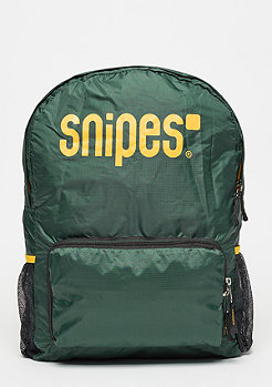 SNIPES Packable olive/yellow