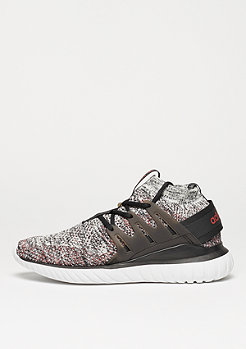 adidas Laufschuh Tubular Nova PK clear brown/core black/mystery red