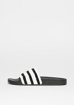 adidas Badeschlappe Adilette core black/core black/white