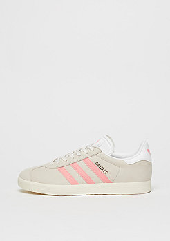 adidas Gazelle chalk white/still breeze/white