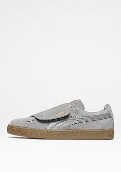 Puma Schuh Suede Strap Gum grey