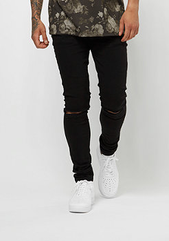 Criminal Damage CD Jeans Ripper Skinny Black