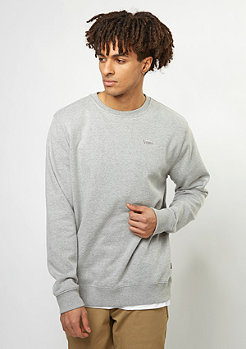 VANS Sweatshirt Core Basics Crew Fleece IV cement heather