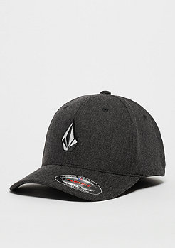 Volcom Baseball-Cap Full Stone XFit charcoal heather
