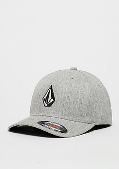 Baseball-Cap Full Stone XFit grey